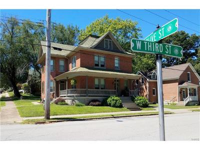 Franklin County Single Family Home For Sale: 502 West 3rd Street