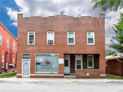 Multi Family Home For Sale: 1216 Main Street