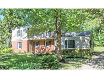Kirkwood Single Family Home For Sale: 335 Parkwoods Avenue