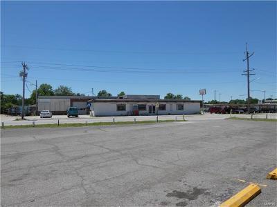 Commercial For Sale: 228 East Edwardsville
