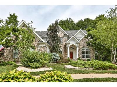 Chesterfield Single Family Home For Sale: 596 Eagle Manor Lane