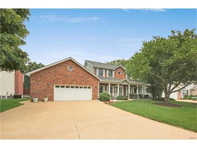 St Charles MO Single Family Home For Sale: $289,900
