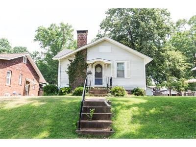 Belleville Single Family Home For Sale: 526 South Douglas Avenue