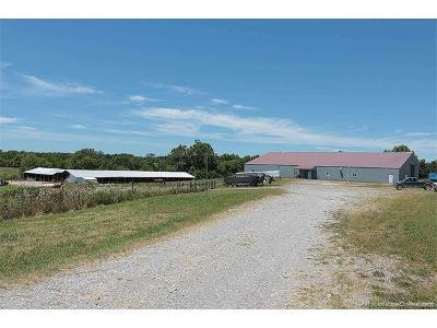 Scott County, Cape Girardeau County, Bollinger County, Perry County Farm For Sale: 3330 State Highway Kk (I-55)