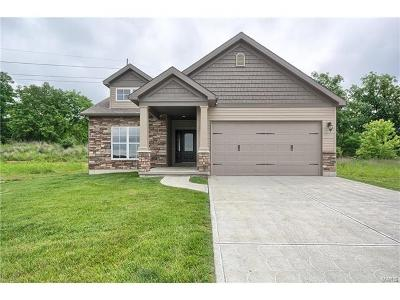 Pevely Single Family Home For Sale: Lot 46 Alsace