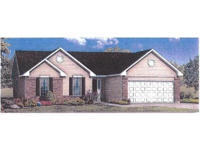 Pevely Single Family Home For Sale: Lot 47 Alsace