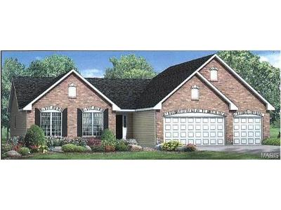 Pevely Single Family Home For Sale: Lot 48 Alsace