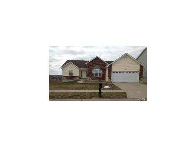 Pevely Single Family Home For Sale: Lot 49 Alsace