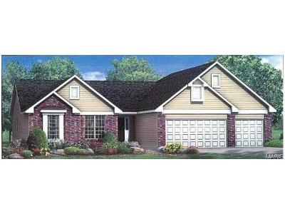 Pevely Single Family Home For Sale: Lot 58 Riesling