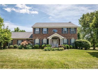 Shiloh Single Family Home For Sale: 2016 Cedarwood Trail