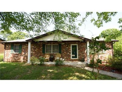 Troy Single Family Home For Sale: 936 Cherry Lane