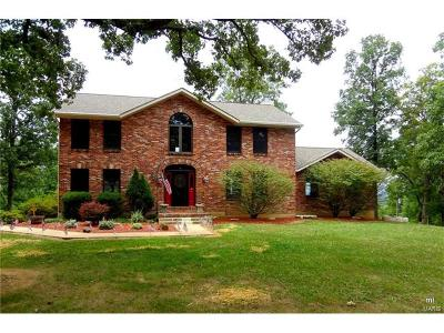 Single Family Home For Sale: 9704 Parkwood Road