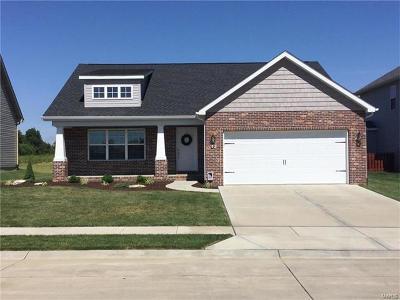 O Fallon Single Family Home For Sale: 831 Bridgeway Drive