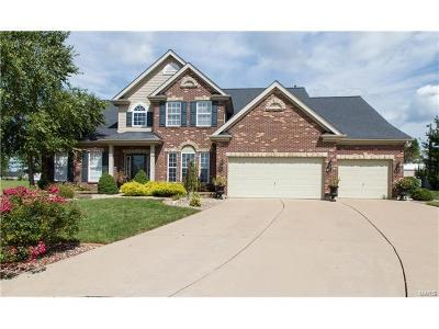 O Fallon Single Family Home For Sale: 32 Clear Meadows Court