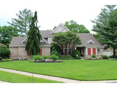 Ellisville Single Family Home For Sale: 16003 Autumn Oaks Circle