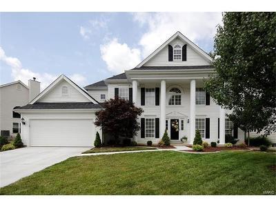 Wildwood Single Family Home For Sale: 17025 Westridge Oaks Drive