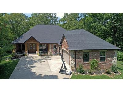 Lebanon Single Family Home For Sale: 1233 Natalyns Trace
