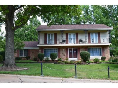 Chesterfield Single Family Home For Sale: 172 High Valley Drive