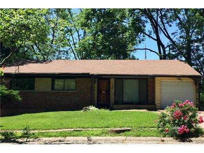 University City Single Family Home Contingent Short Sale: 7538 Dajoby Lane