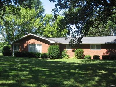 Single Family Home For Sale: 14201 Frogtown Road