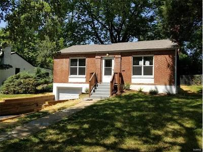 University City Single Family Home For Sale: 1275 Vaughan Drive