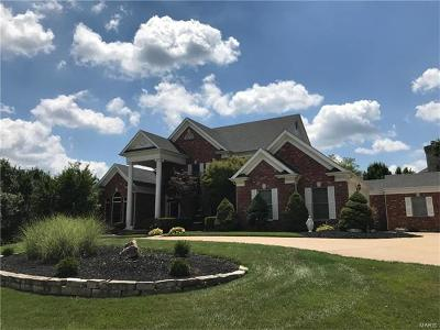 Ballwin, Chesterfield, Ellisville, Kirkwood, Manchester, Wildwood Single Family Home For Sale: 17927 White Robin Court