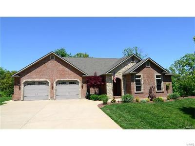 Union Single Family Home For Sale: 635 Second Creek Road