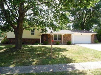 Swansea  Single Family Home For Sale: 105 Derbyshire Drive