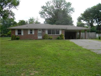 Scott County, Cape Girardeau County, Bollinger County, Perry County Single Family Home For Sale: 780 West Rodney