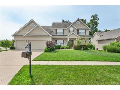 O Fallon Single Family Home For Sale: 400 Fox Run Drive