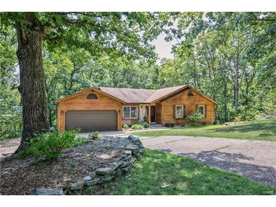 Augusta, Defiance, New Melle Single Family Home Contingent w/Kickout: 33 Wilderness Lane