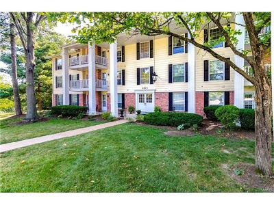 Chesterfield Condo/Townhouse For Sale: 1511 Hampton Hall Drive #19