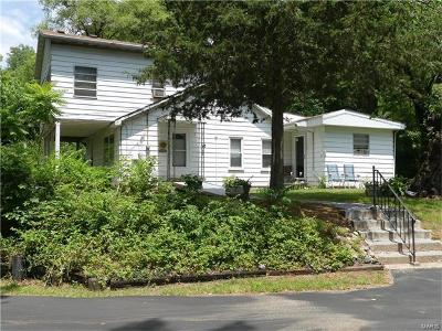 Fairview Heights Single Family Home For Sale: 2720 Cliff Drive