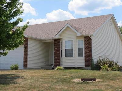 Warrenton Single Family Home For Sale: 1025 Arlington Way