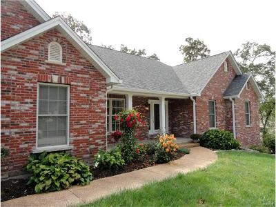 Union Single Family Home For Sale: 2 Riverchase Drive