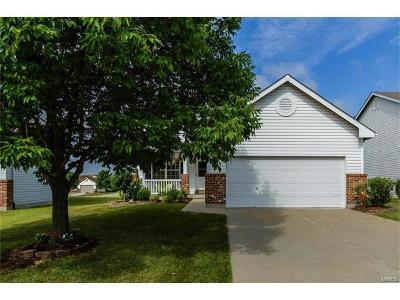 Lake St Louis Single Family Home For Sale: 33 Glastonbury Court