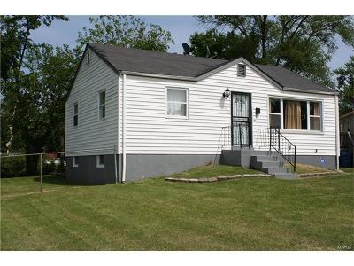 Single Family Home For Sale: 6006 Cascade