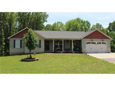 Bonne Terre MO Single Family Home For Sale: $279,900