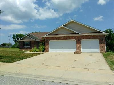 O Fallon Single Family Home For Sale: 820 Chesapeake Junction Lane