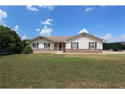 Jefferson County Single Family Home For Sale: 9993 Township Lane