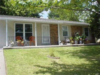Troy Single Family Home For Sale: 825 Countryside