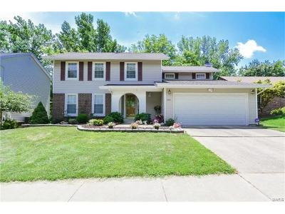 Maryland Heights Single Family Home Option: 12114 Foxpoint Drive