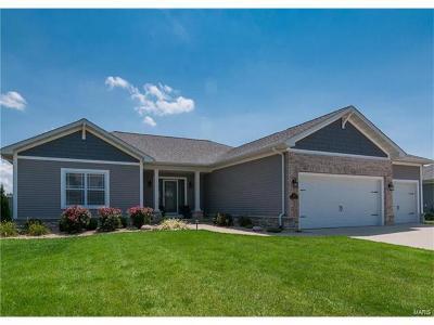 O Fallon Single Family Home For Sale: 705 Thoreau Drive