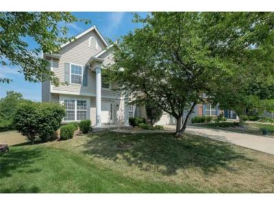 O Fallon Single Family Home For Sale: 19 Creek Branch