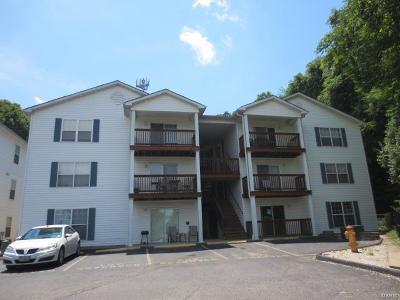 Valley Park Condo/Townhouse Contingent No Kickout: 14 Eagle Rock Cove #105