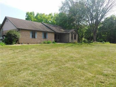 Troy Single Family Home For Sale: 8553 Hemann Drive