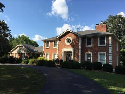 Chesterfield Single Family Home For Sale: 2352 Richborough