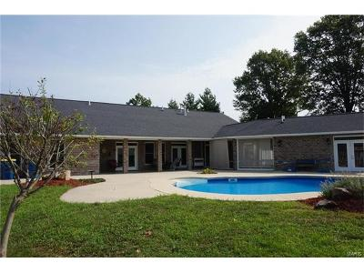 Highland Single Family Home For Sale: 10990 Lake Road