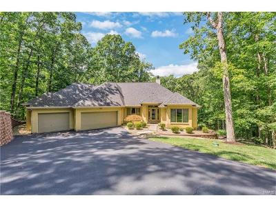 Wildwood Single Family Home For Sale: 1360 Forest Splendor Trail