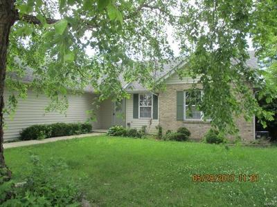 Shiloh Single Family Home For Sale: 3216 Eastridge Drive